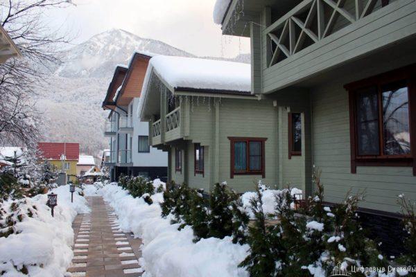 Hills Polyana Hotel 4*