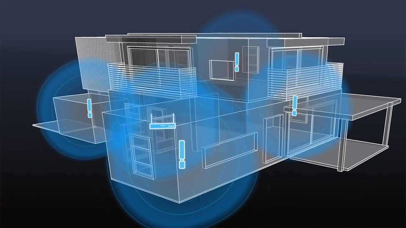 Технология Mesh Wi-Fi